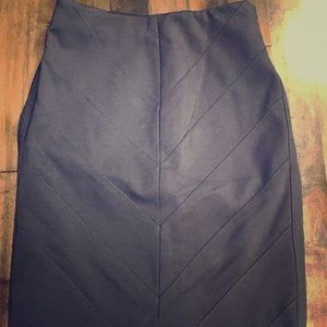 White House Black Market Stretch Pencil Skirt
